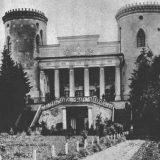 Руины Червоноградского замка