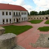 Збаражский замок,внутренный двор