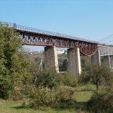 г Залещики,мост