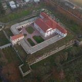 Збаражский замок,с высоты