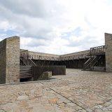 Fortress wall in Chyhyryn