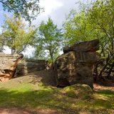 Парк, Замкова гора