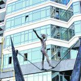 Скульптура Рівновага