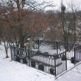 могила матері Тараса Шевченка