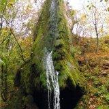 Водоспад в с. Маліївці