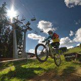 Велопарк в Буковель