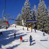 Lifts in Bukovel