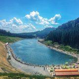 Озеро Молодости.  Буковель летом