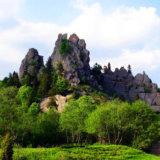 Урицкие скалы