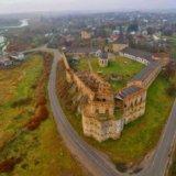Меджибожский замок,Хмельничина