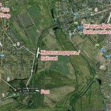 Tarakanovskiy Fort, route