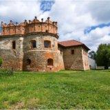Староконстантиновский замок,башня