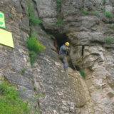 Вход в пещеру Атлантида