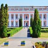 Potocki Palace .Tulchin