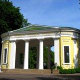 Pavilion flory.Dendropark Sofiyivka