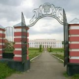вхід до Палаца Потоцьких.Тульчин