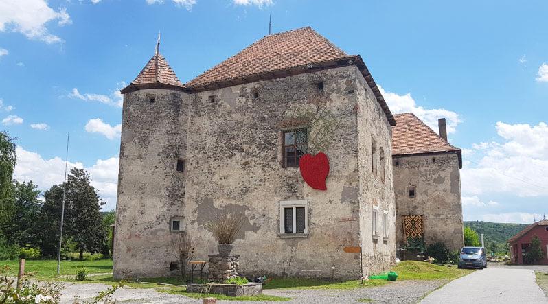 Цветочный фестиваль в замке Сент-Миклош