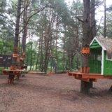 Озеро Світязь, парк