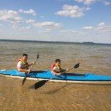 Lake Svityaz, kayak rental