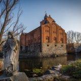 Замок Радомысль,окрестность