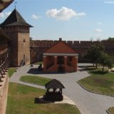 Луцкий замок ,двор