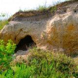Іллінецький кратер, алмазна печера