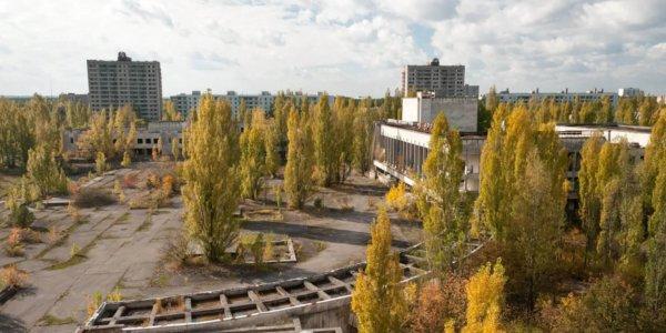 Чернобыльская зона,Припять