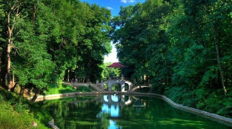 Дендрологический парк Александрия