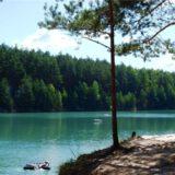 Голубые озера .Черниговщина