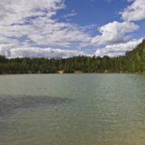 Черниговщина.Голубые озера