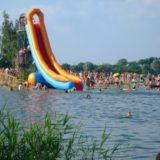 Голубые озера на Черниговщине,пляж