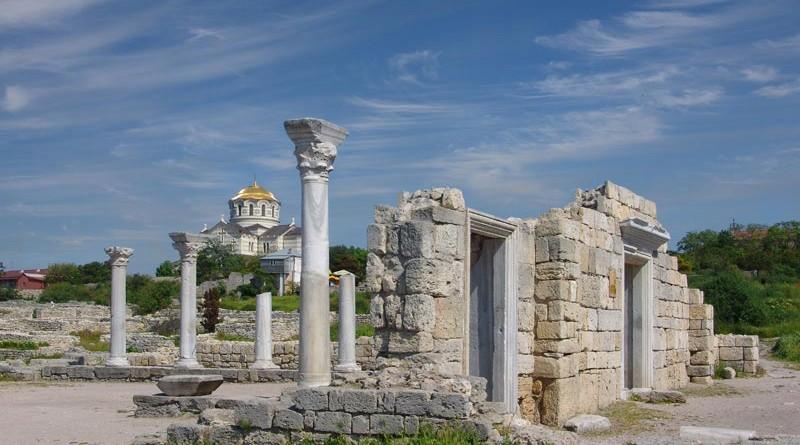 Tauric Chersonesos. Crimea