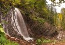 Водопад Гук Женецкий (Карпаты)
