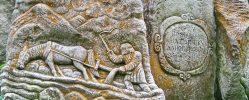 каменные работы скульптора Дария Грабаря