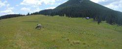 Гора Хомяк ,полонина