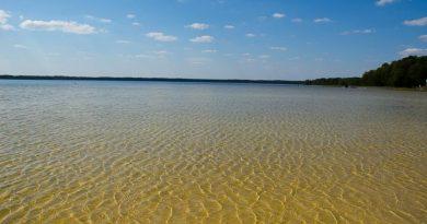 Біле озеро. Рівненщина