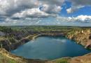 Радоновое озеро,Мигия