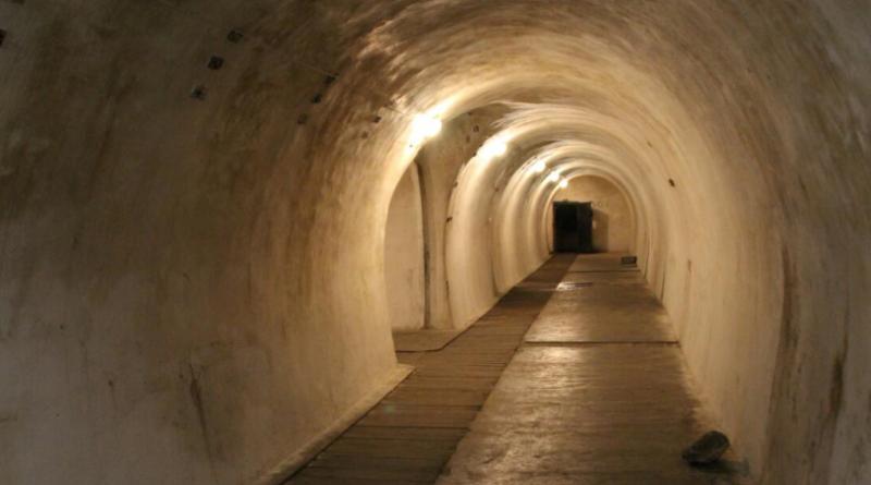 Бункер Линии Арпада, Карпаты