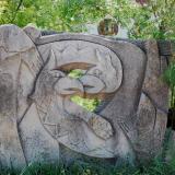 селоБуша скульптура