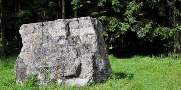 бетонные руины