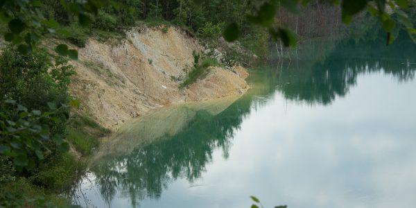 Уикенд на озере. Черепашинский карьер
