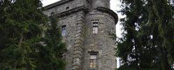 Дворец графа Ксидо, вид на башню