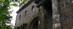 Дворец графа Ксидо ,задняя часть