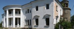 Дворец графа Ксидо, боковой фасад