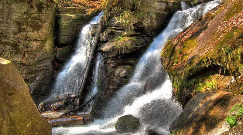 Водопад Воеводин