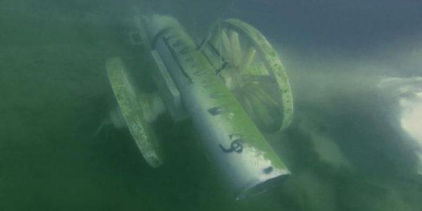 Малинский подводный музей