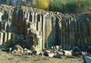 Basalt pillars