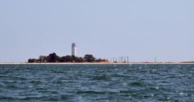 Biryuchiy Island