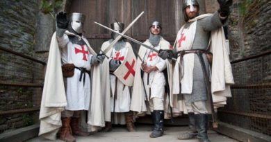 The legacy of the Templars in Ukraine