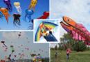 Фестиваль воздушных змеев South Wind